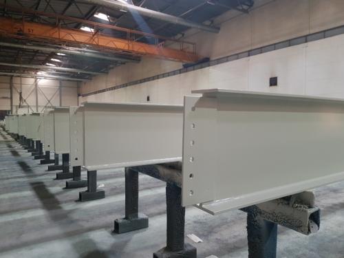 Швейная фабрика Боско. Производство металлоконструкций Ленмонтаж
