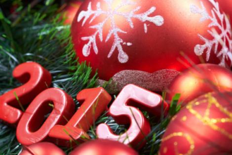 Поздравление с Новым 2015 годом ЗМК Ленмонтаж