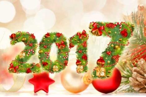 Поздравление с Новым 2017 годом ЗМК Ленмонтаж