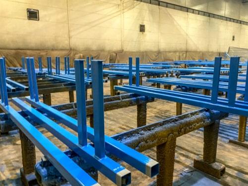 Изготовление конвейеров для комбината в г. Коряжма