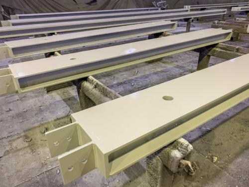 Металлоконструкции для многофункционального комплекса ГЭС-2